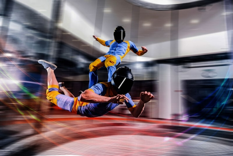 iFLY Indoor Skydiving - #16 Gold Coast theme parks