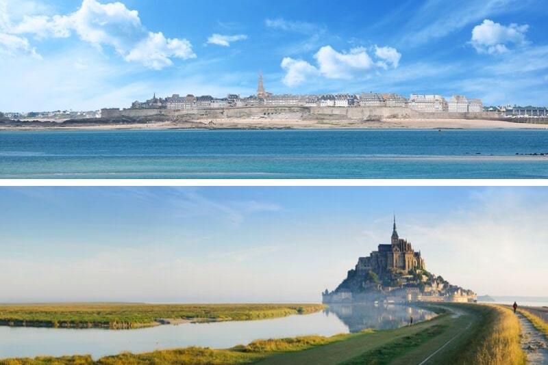 Normandy and Brittany 2-Day Tour from Paris