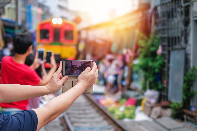 Bangkok Excursion - Talad Rom Hoob Market, Floating Market & Klong Kone