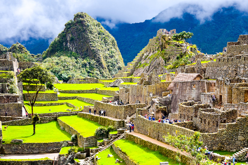 Salkantay Trek nach Machu Picchu in 4 Tagen