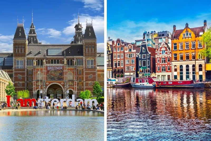 Rijksmuseum Skip-the-Line Ticket and 1-Hour Cruise