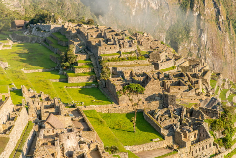 Machu Picchu 4-tägiger Multiaktivitäts-Inka-Trail