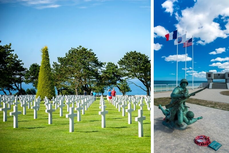 Normandy D-Day Landing Beaches Tour including Cider Tasting and Lunch
