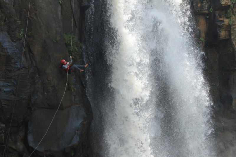 Canyoning in Bali—An Unforgettable Waterfall Adventure