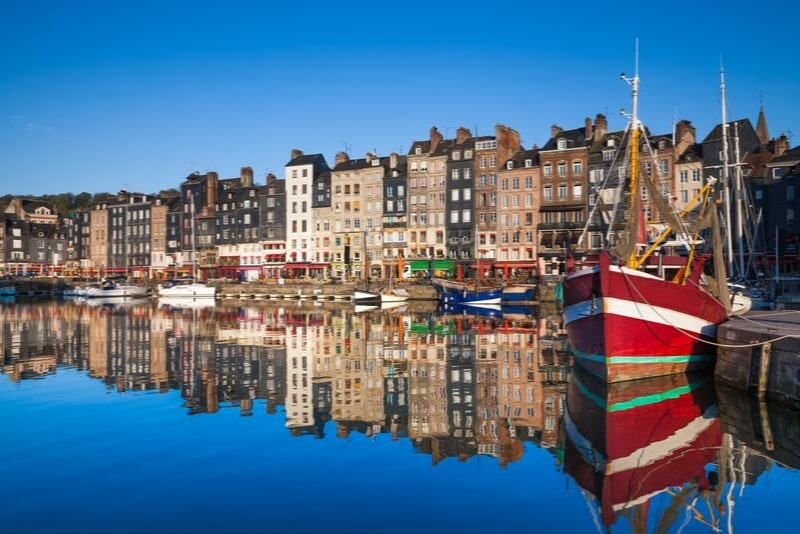 From Paris Full-Day Small Group Tour to Honfleur