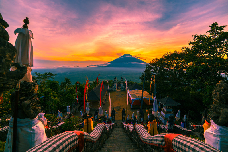 Bali All Inclusive Ubud Rice Terraces, Temples & Volcano