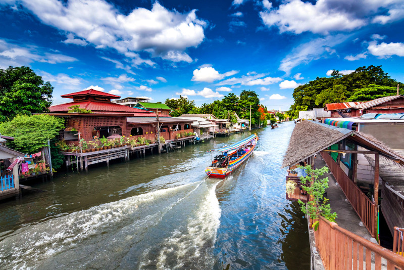 Private Guided Day Tour Bangkok with Public Transport