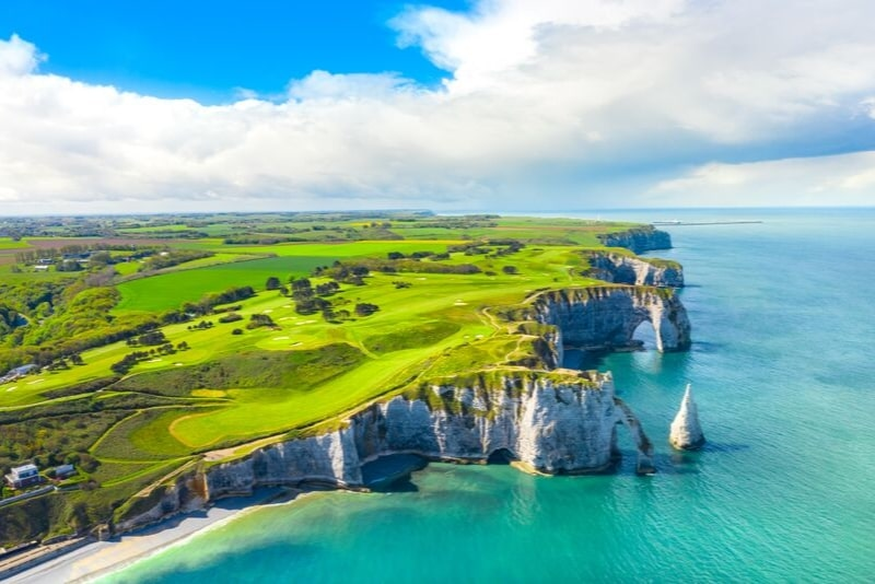 Étretat and Le Havre Day Tour from Paris with Gourmet Lunch