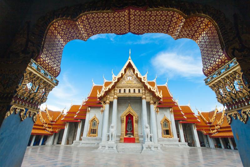 Grand Palace, Wat Pho & Wat Arun Flexi Private Temple Tour