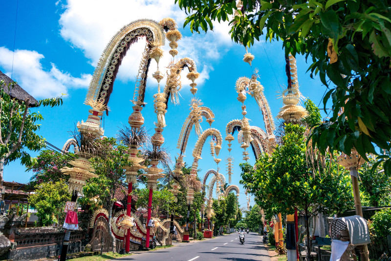 Bali Full-Day Traditional Village Sightseeing Trip with Lunch