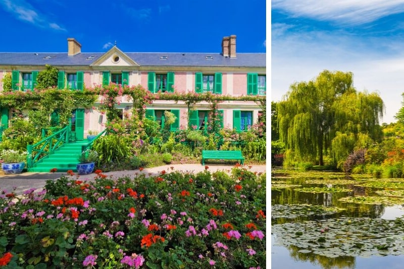Skip the Line Giverny and Monet House Half-Day Trip from Paris