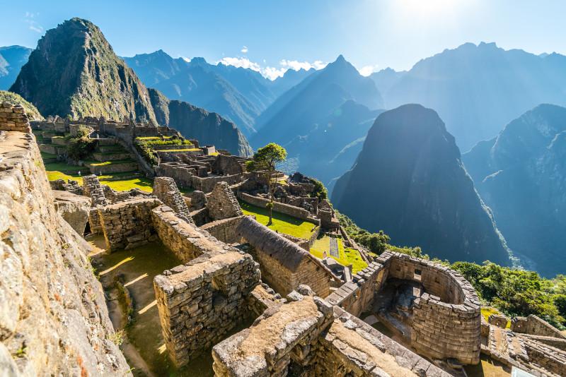 Selbstgeführte Machu Picchu Tour Lost Citadel Official Ticket