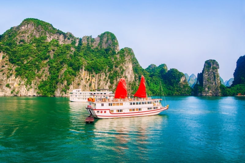 Jadesails - Halong Bay and Lan Ha Bay Luxury Day Tour
