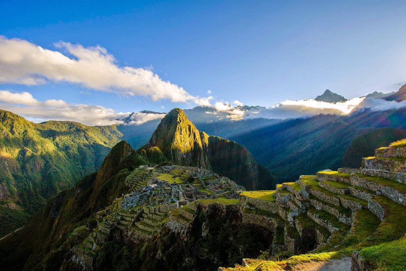 Tour autoguiado a Machu Picchu Boleto oficial de la Ciudadela Perdida y la Montaña