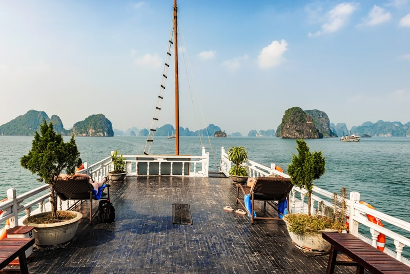 From Hanoi Halong Bay One Day Escape Including Lunch on the Boat
