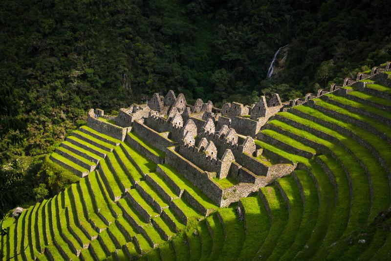 Cusco Camino Inca Corto 2 días a Machu Picchu con entradas