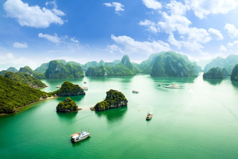 Genesis Halong Bay Luxury Day Tour with Premium Transport