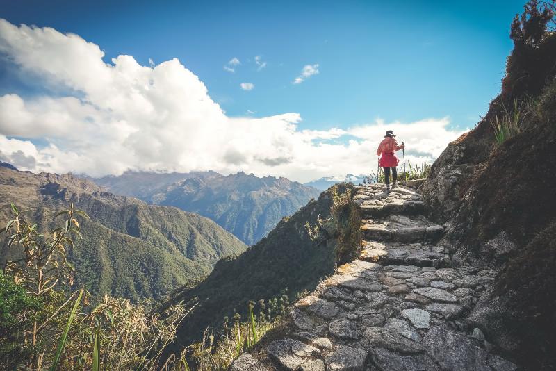 Desde Cusco 2 días 1 noche Humantay Lake Trek y Machu Picchu