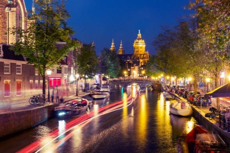 Crucero de queso y vino holandés de Amsterdam