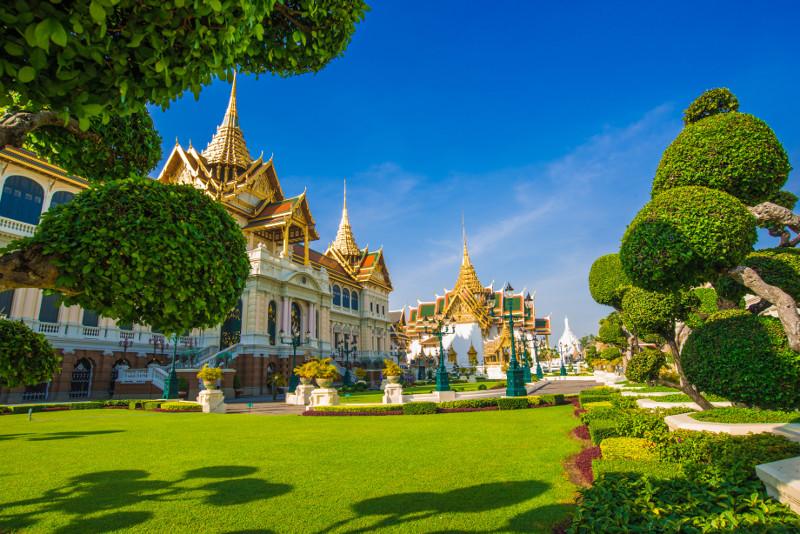 Bangkok Grand Palace Guided Tour
