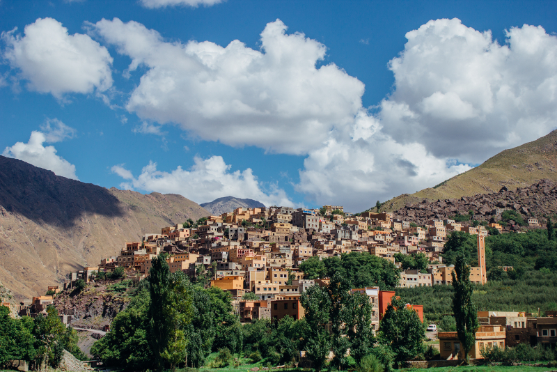 Asni day trips from Marrakech