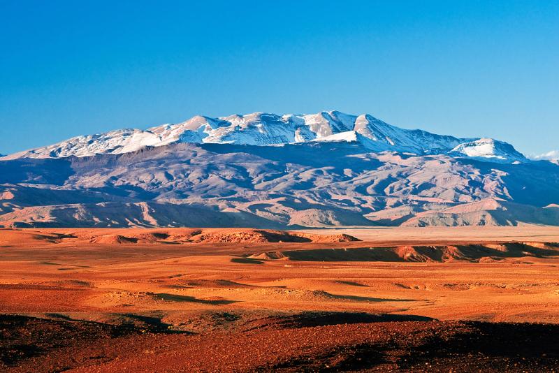 Escursioni di un giorno sulle montagne dell'Atlante da Marrakech