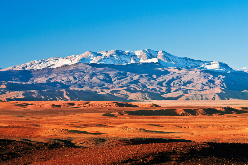 Atlas Mountains day trips from Marrakech