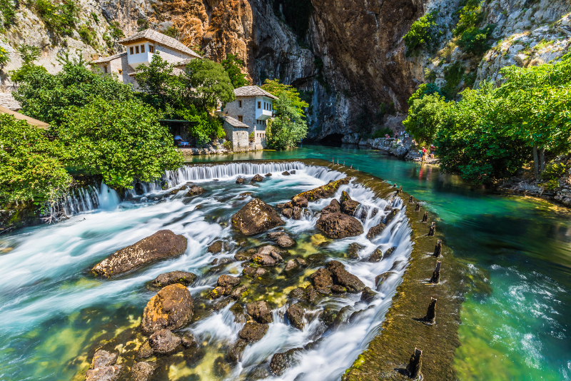 Blagaj day trips from Split