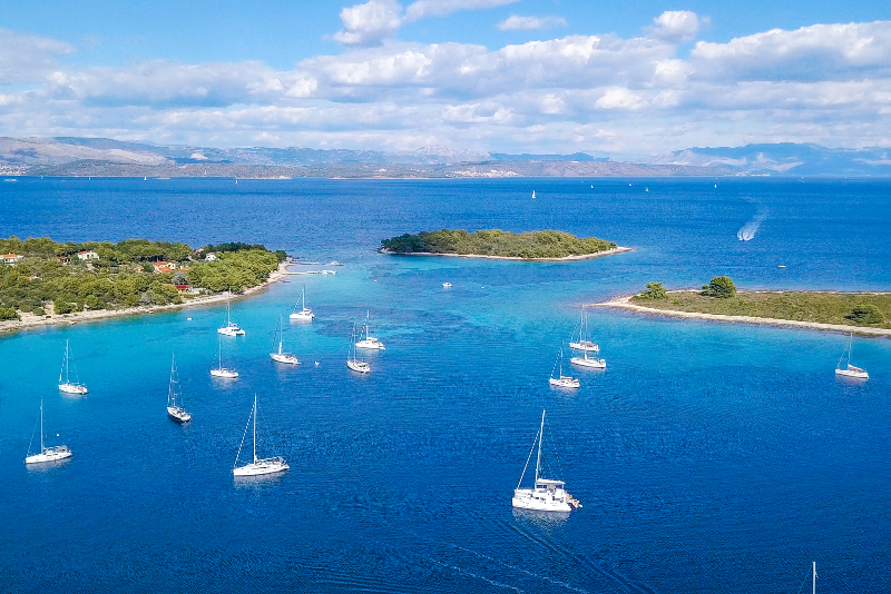 Excursiones de un día a Blue Lagoon desde Split