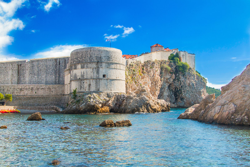 Bokar Fortress - Game of Thrones tours in Dubrovnik