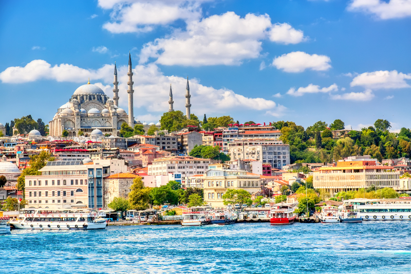 Bosphorus day trips from Istanbul