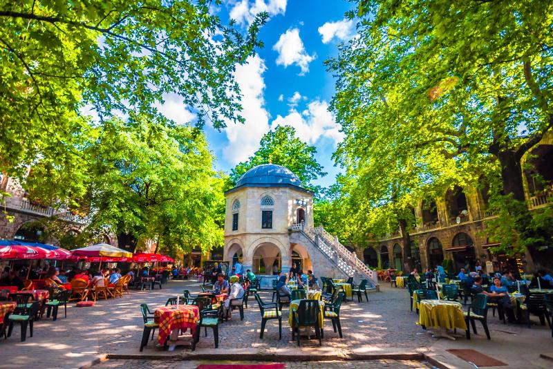 Bursa day trips from Istanbul