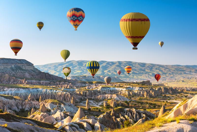 Tagesausflüge nach Kappadokien ab Istanbul