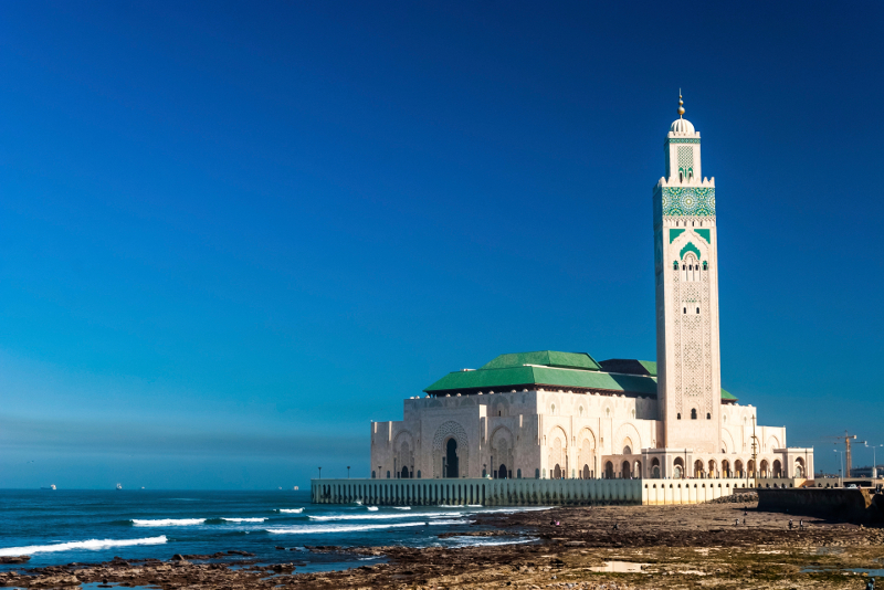 Casablanca day trips from Marrakech