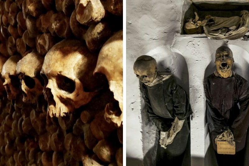 Catacombs Rome tickets price