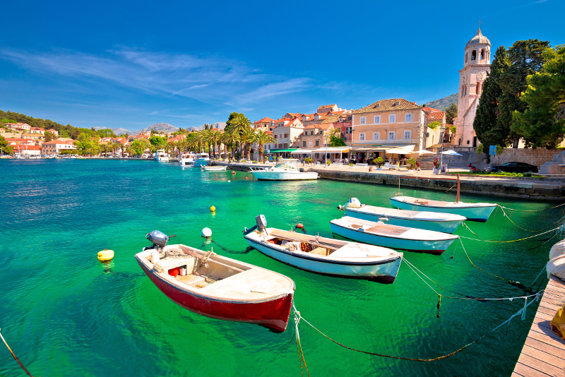 Cavtat day trips from Dubrovnik