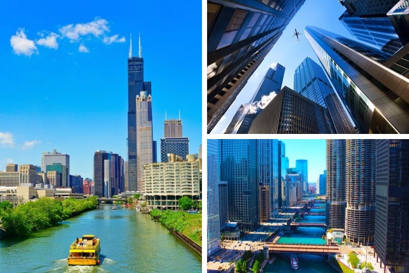 Chicago: 75-Minute Architecture Cruise by Speedboat