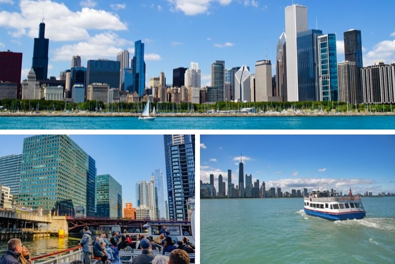 Chicago Classic Lake Tour: 40-Minute Sightseeing Cruise