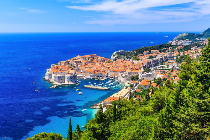 Dubrovnik Tagesausflüge von Split