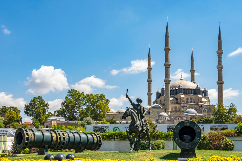 Edirne day trips from Istanbul