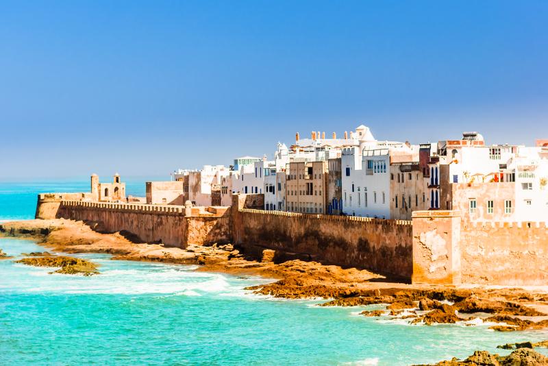 Essaouira day trips from Marrakech