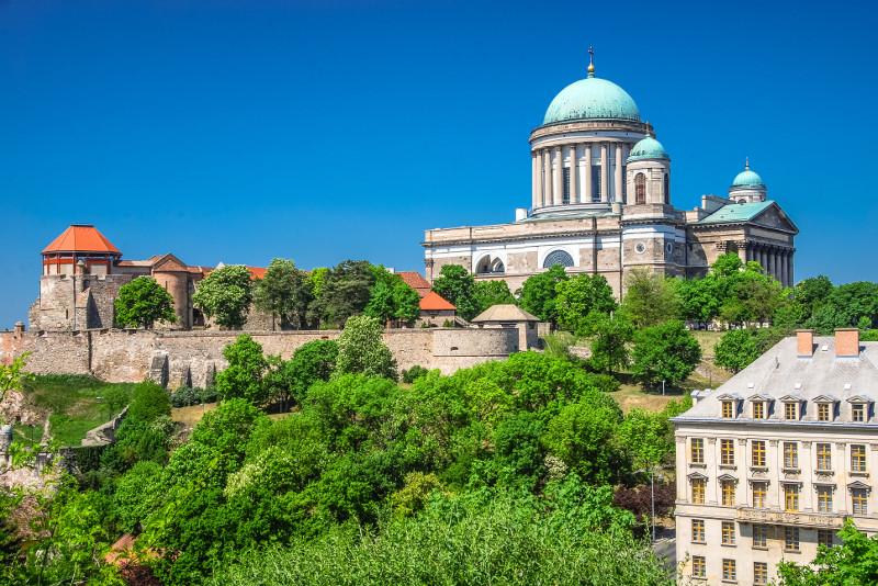 Esztergom day trips from Budapest