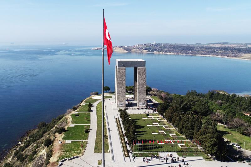 Gallipoli & ANZAC Battlefields Tagesausflüge von Istanbul