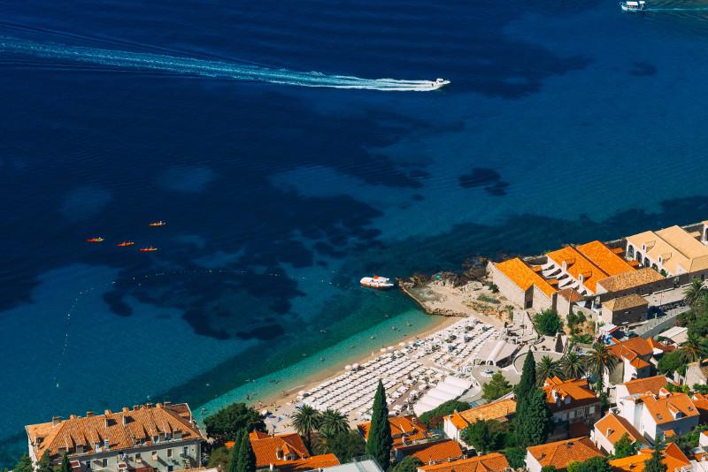 Game of Thrones film locations in Dubrovnik
