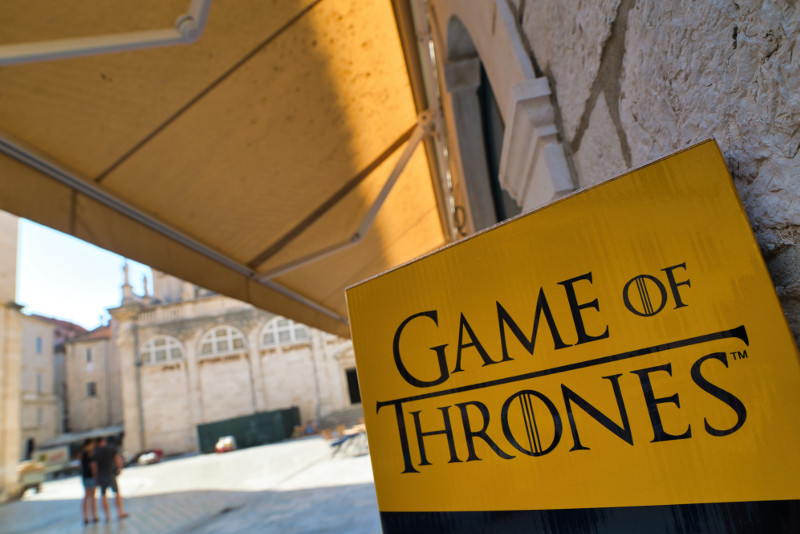 Game of Thrones tours in Dubrovnik price