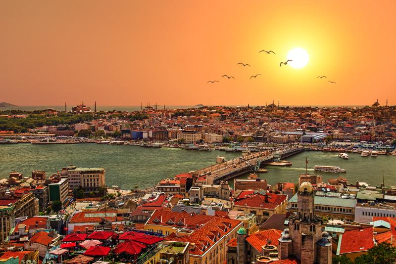 Tagesausflüge zum Goldenen Horn ab Istanbul