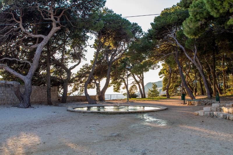 Parque Gradac - recorridos de Juego de Tronos en Dubrovnik