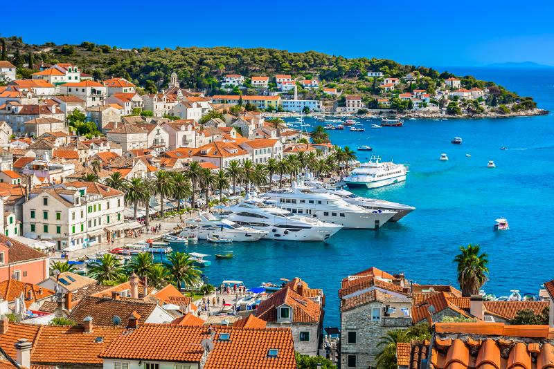 Hvar Island day trips from Dubrovnik