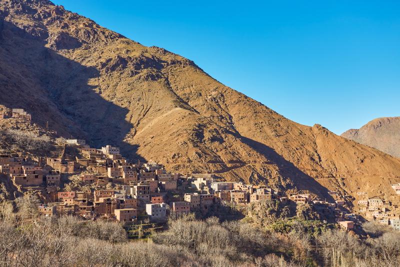 Escursioni di un giorno a Imlil da Marrakech