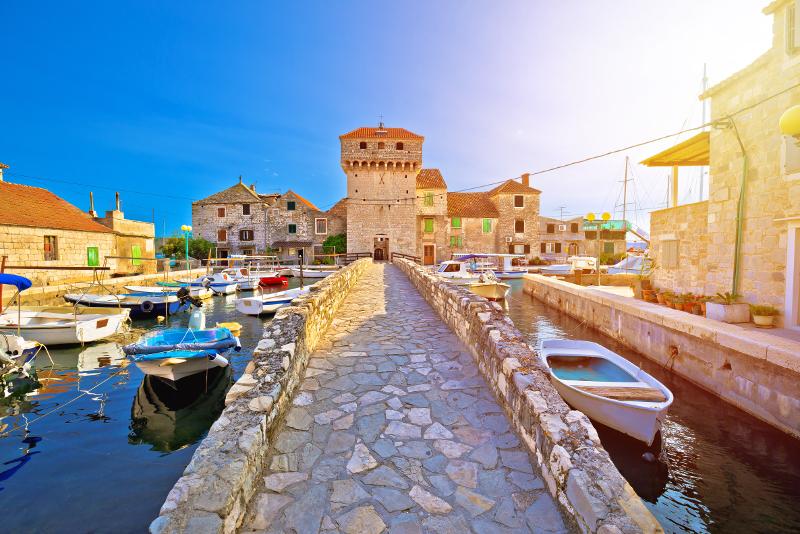 Kastela Tagesausflüge von Split
